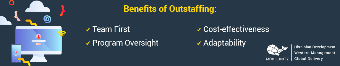 benefits of outstaffing