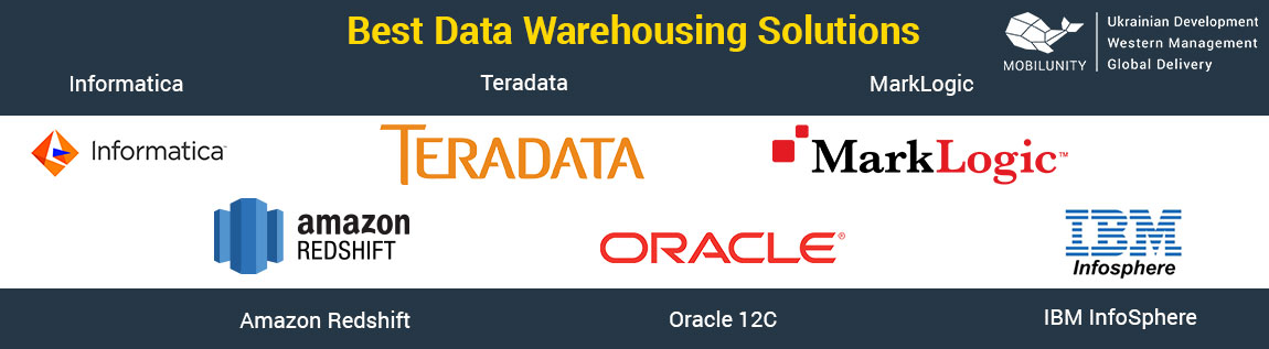 best data warehousing solutions