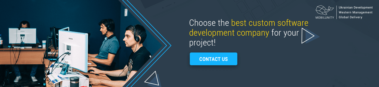 choose custom software development company for your business