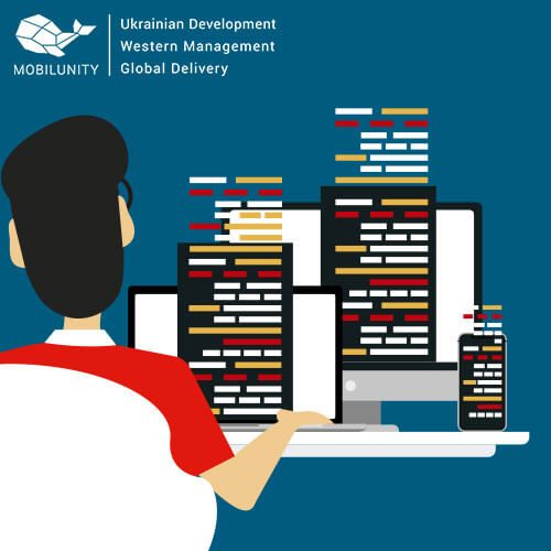 custom web development in Ukraine