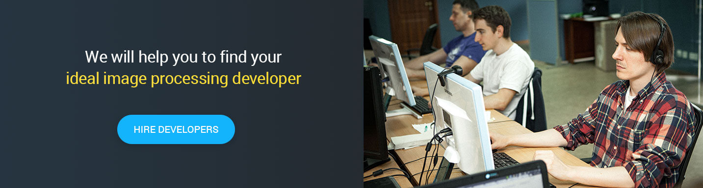 hire an image processing developer at Mobilunity