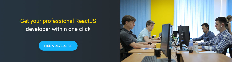 hire reactjs developer at mobilunity