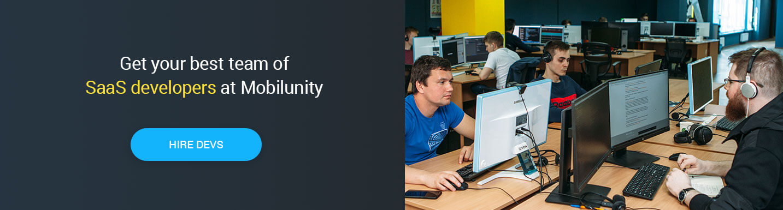 hire saas developer at Mobilunity