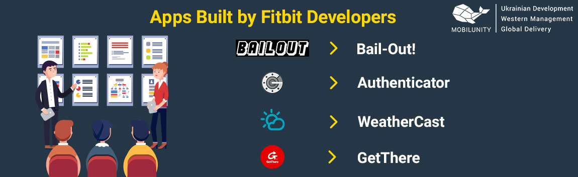 Hire Fitbit® Developer for Your Wearable Projects | Mobilunity