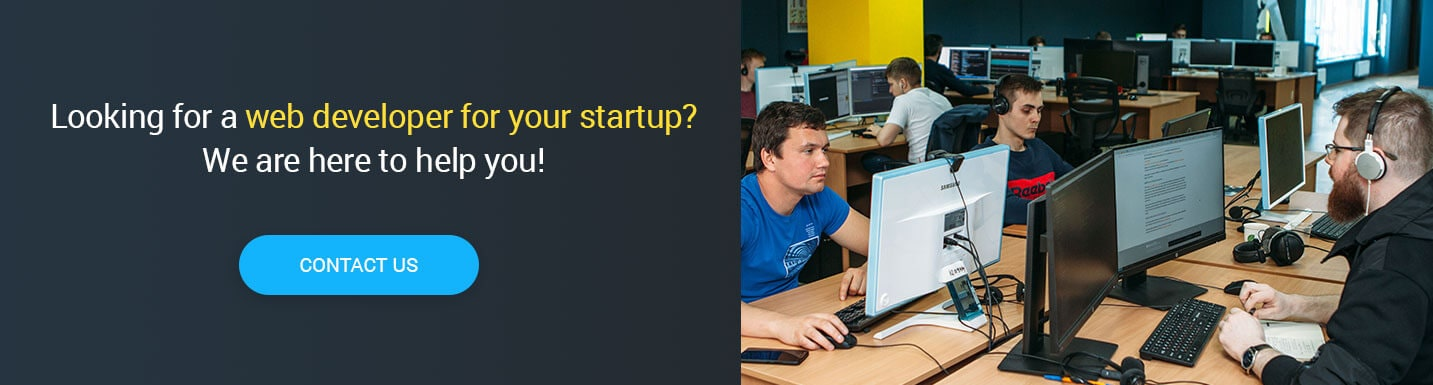 find a developer for your startup at Mobilunity