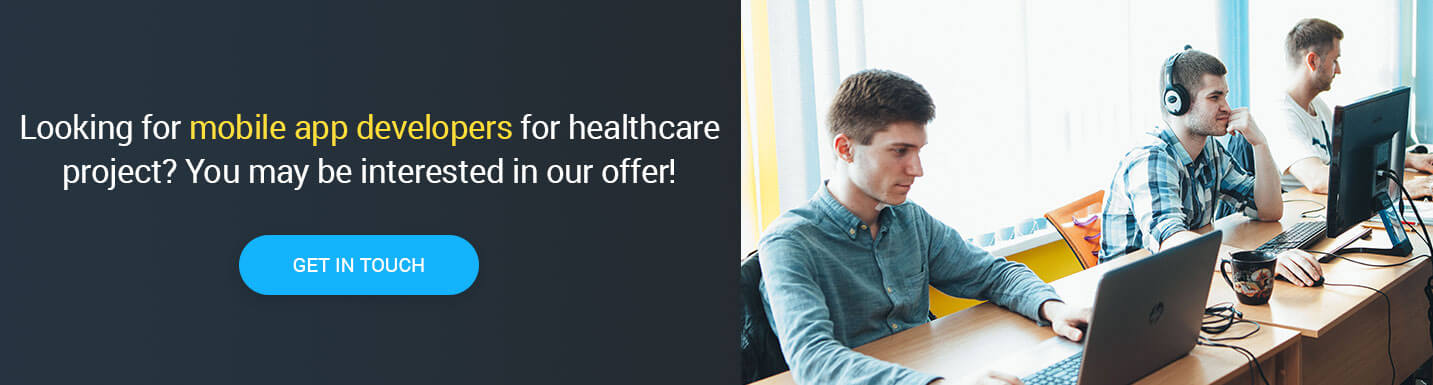 hire medical app developers at Mobilunity