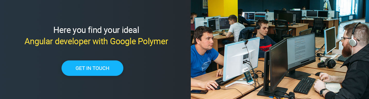 hire polymer developer at Mobilunity