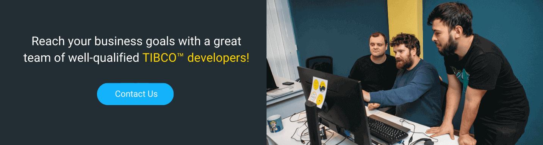 hire tibco™ developerin mobilunity