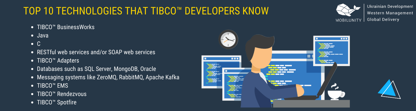 top technologies for TIBCO™ developers to know