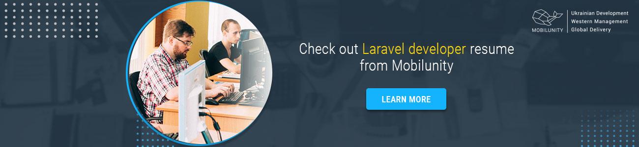 mobilunity - laravel service provider