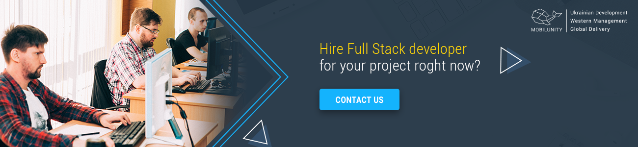 hire full stack developer with mobilunity