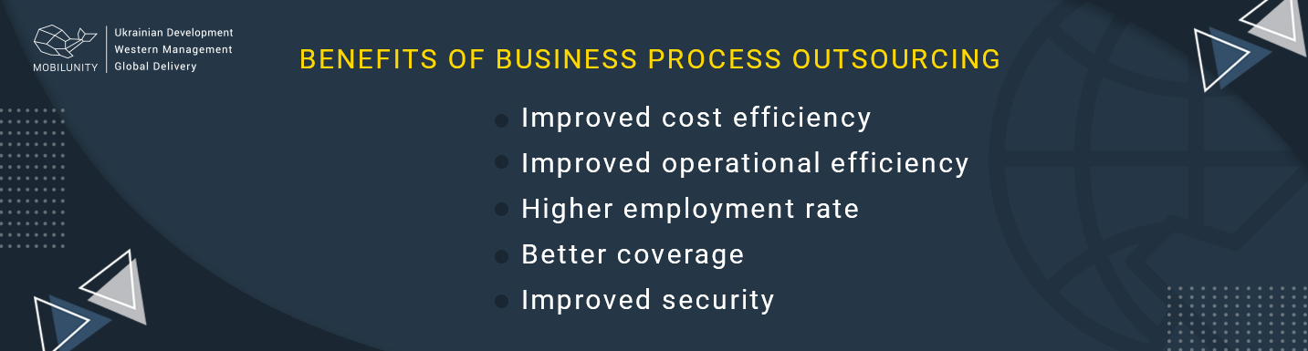 benefits of bpo outsourcing
