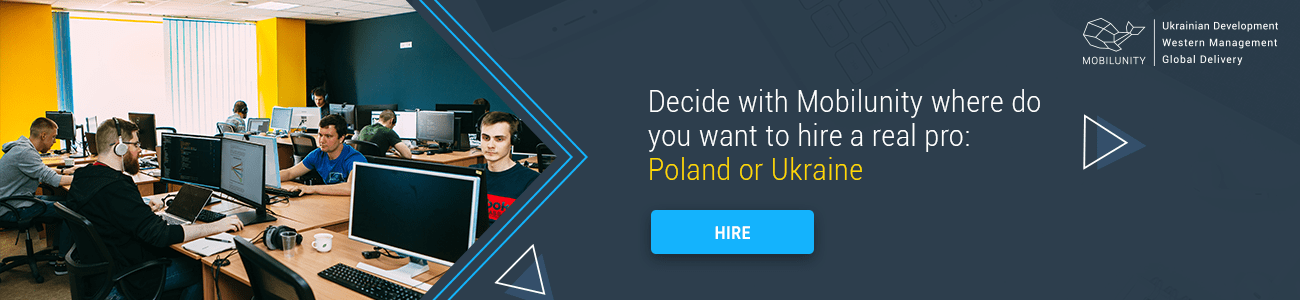 hire developer poland