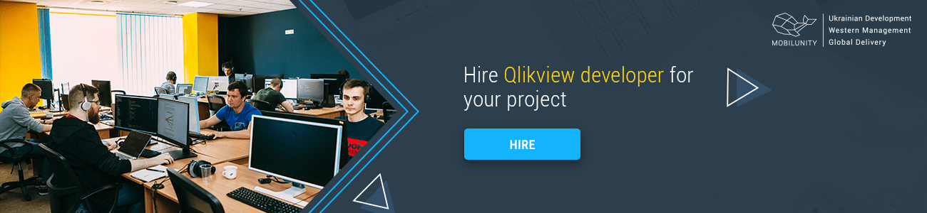 hire qlikview developer in mobilunity