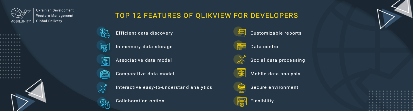 qlikview developer available features