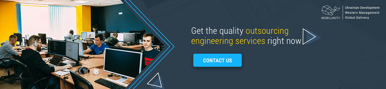 get the quality outsourcing engineering services with mobilunity
