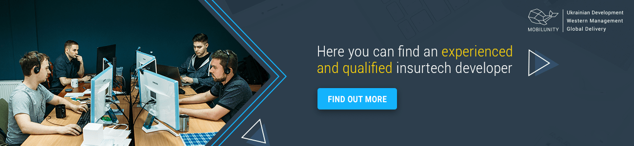 hire devs for insurtech company