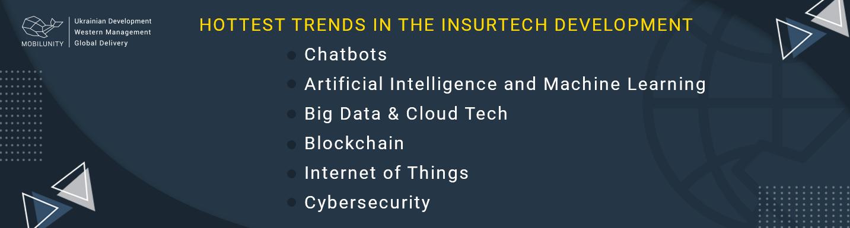 insurtech companies trends