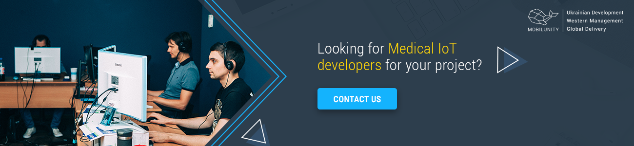 looking for iomt developers