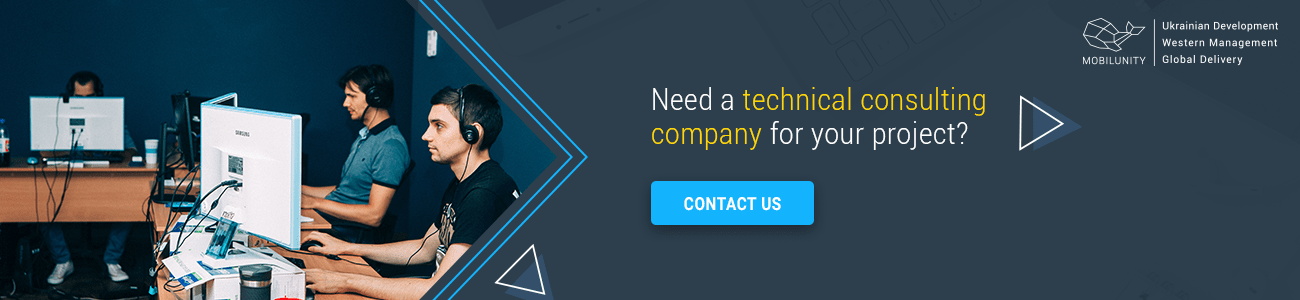 looking for technical consulting firm