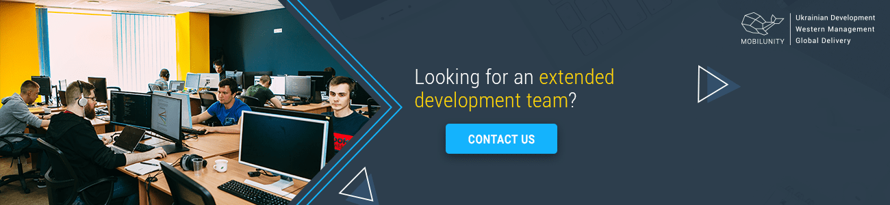 hire extended development team