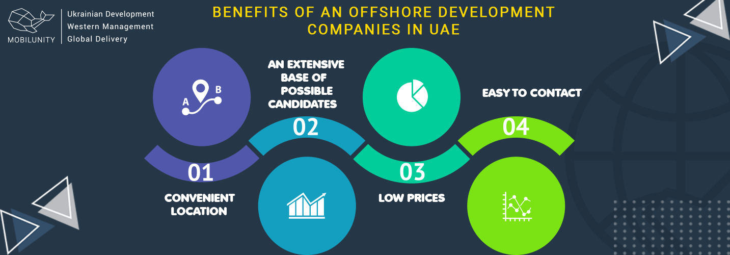 offshore software development companies in uae benefits