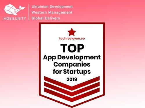 top software development company badge
