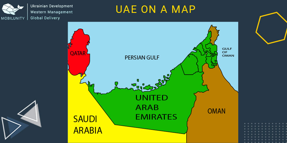 uae odc convenient location