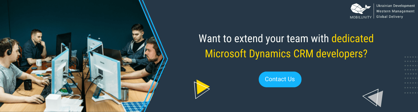 hire dedicated dynamics crm developer