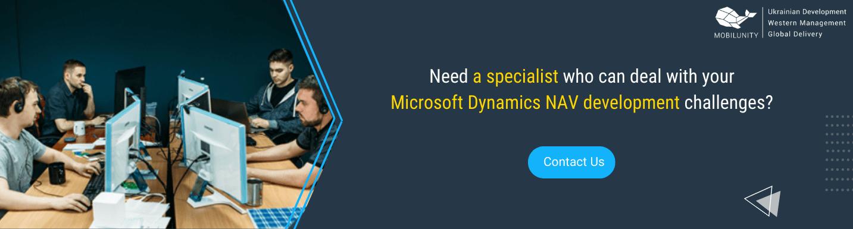 hire microsoft dynamics navision developer