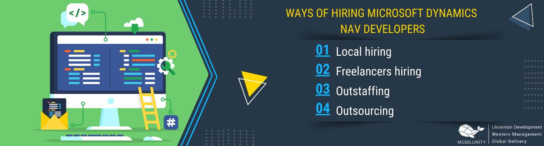 how to hire microsoft nav developer