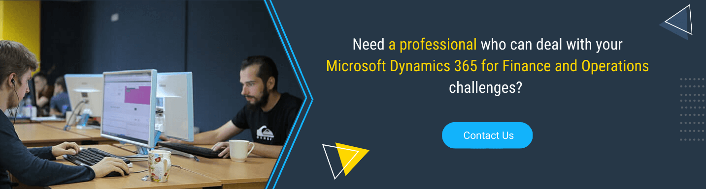 microsoft dynamics ax recruitment
