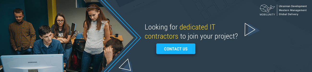 hire it contractors in ukraine