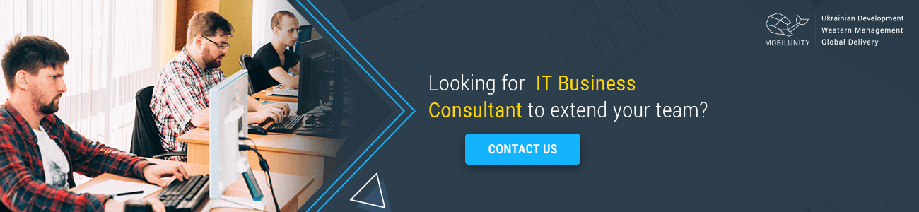 hire it business consultant