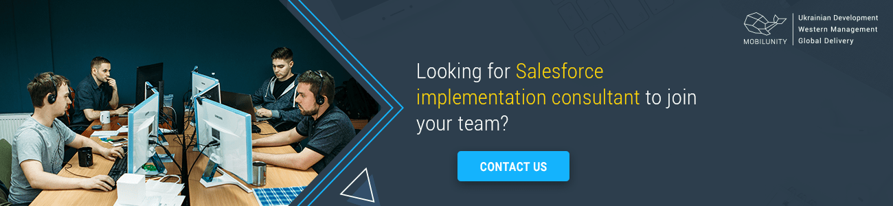 hire salesforce implementation consultants