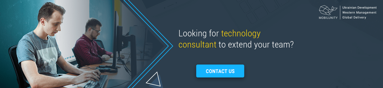 hire technology consultant
