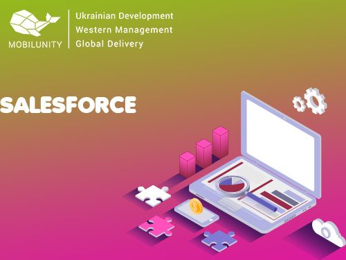 salesforce app development company