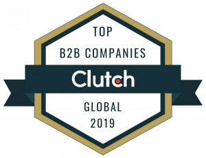 Mobilunity Global Leaders Award from Clutch