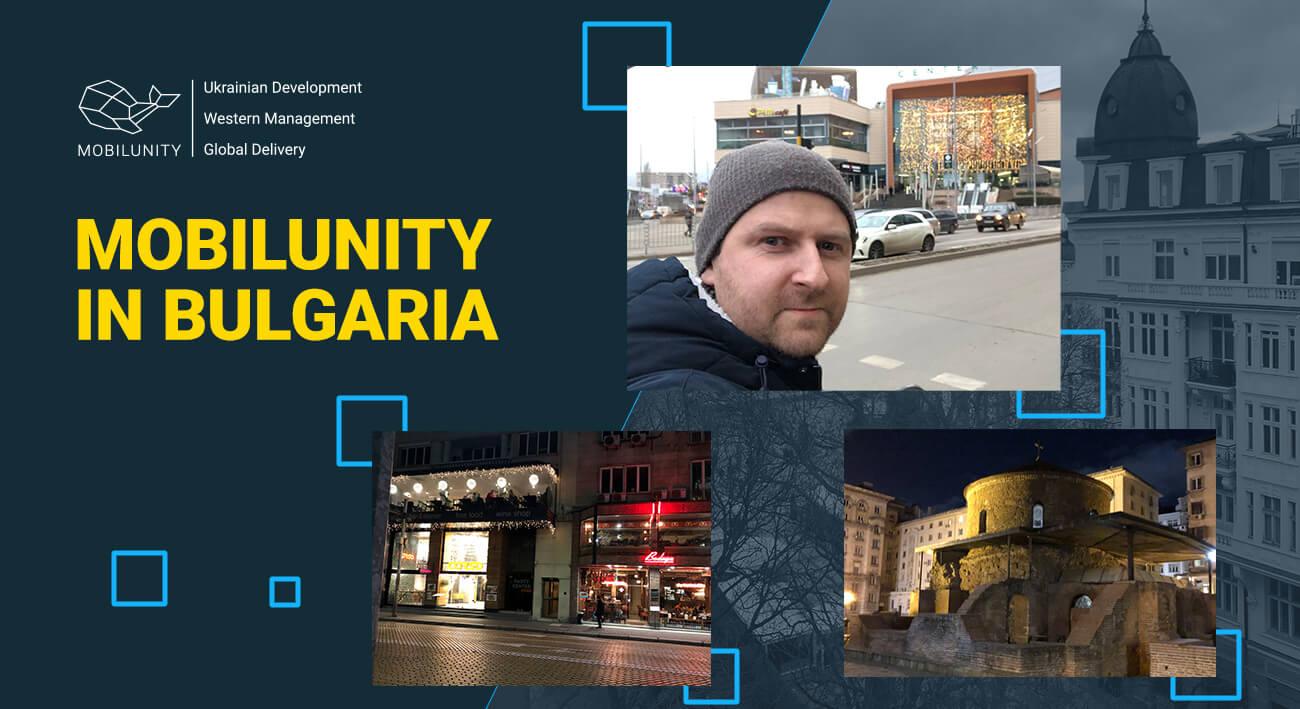 Mobilunity in Bulgaria in January 2020