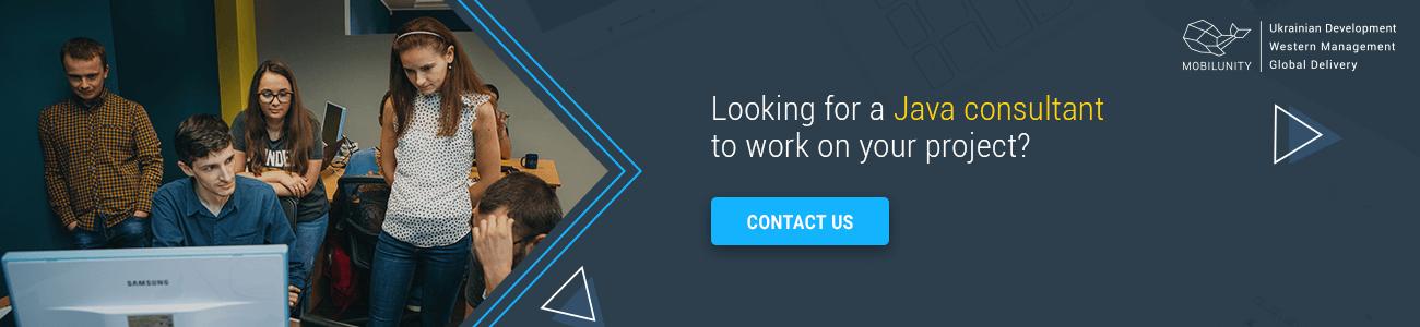 hire remote java consultants in Ukraine