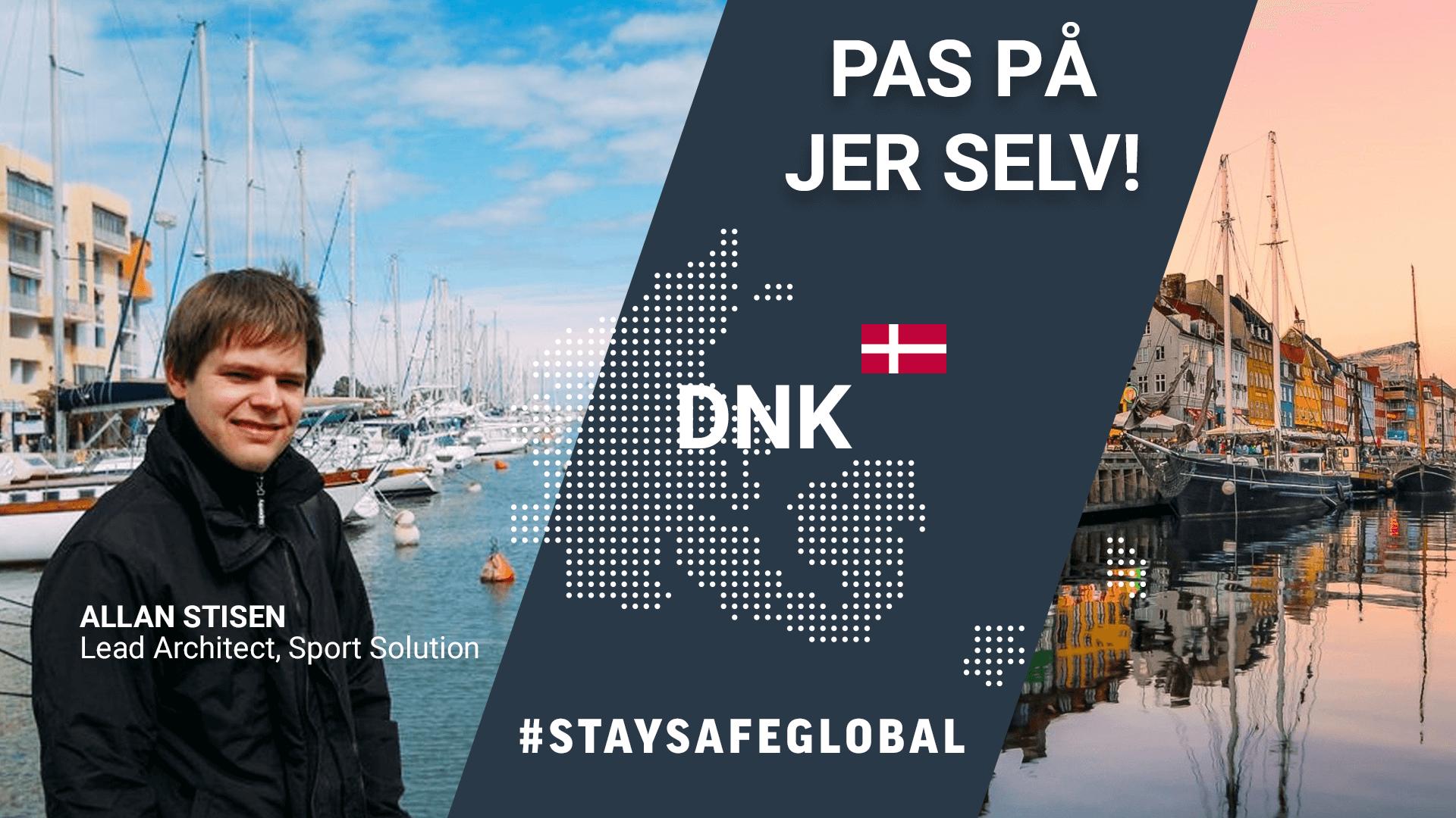 Stay safe in Danish