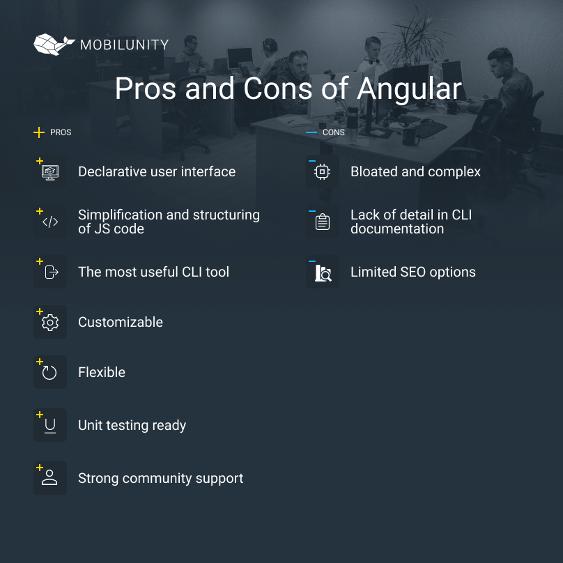 pros and cons of extending your team with angular.js developer
