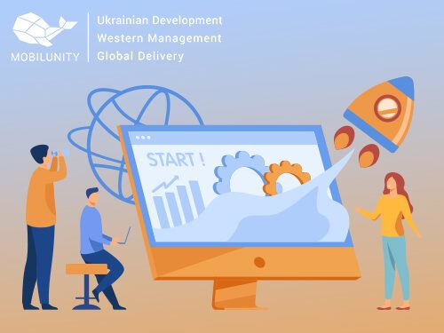 agile outsourcing to Ukraine