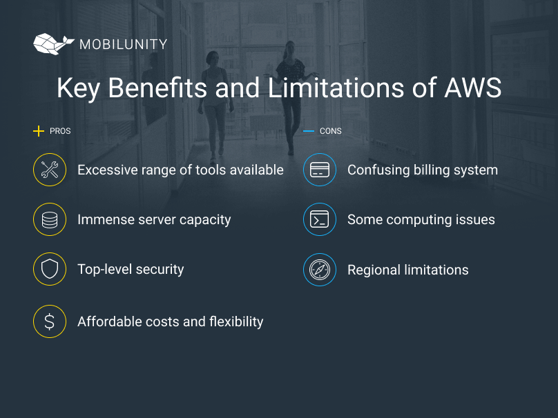 benefits and limitations of aws engineers