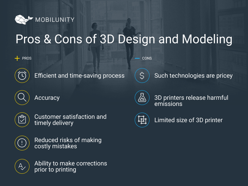 pros and cons of hiring 3D modeling designer