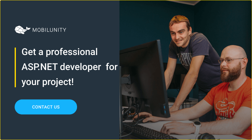 hire ASP.NET programmer