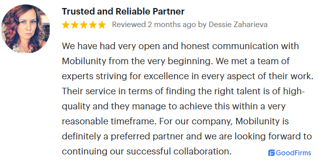 Mobilunity software-review