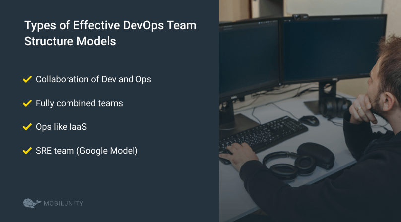 building a devops team types