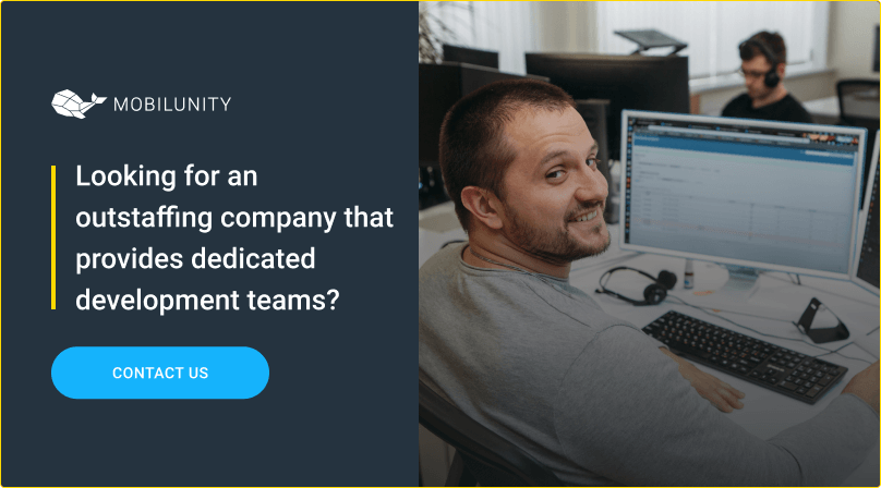 choose mobilunity as your oustaffing development agency