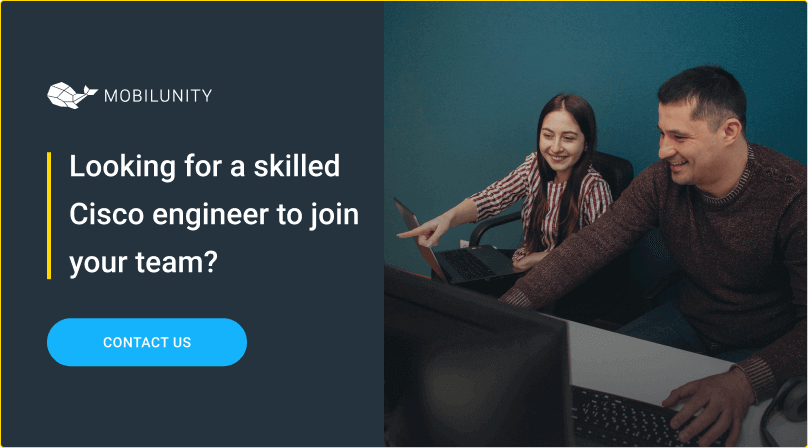 hire cisco engineer at mobilunity